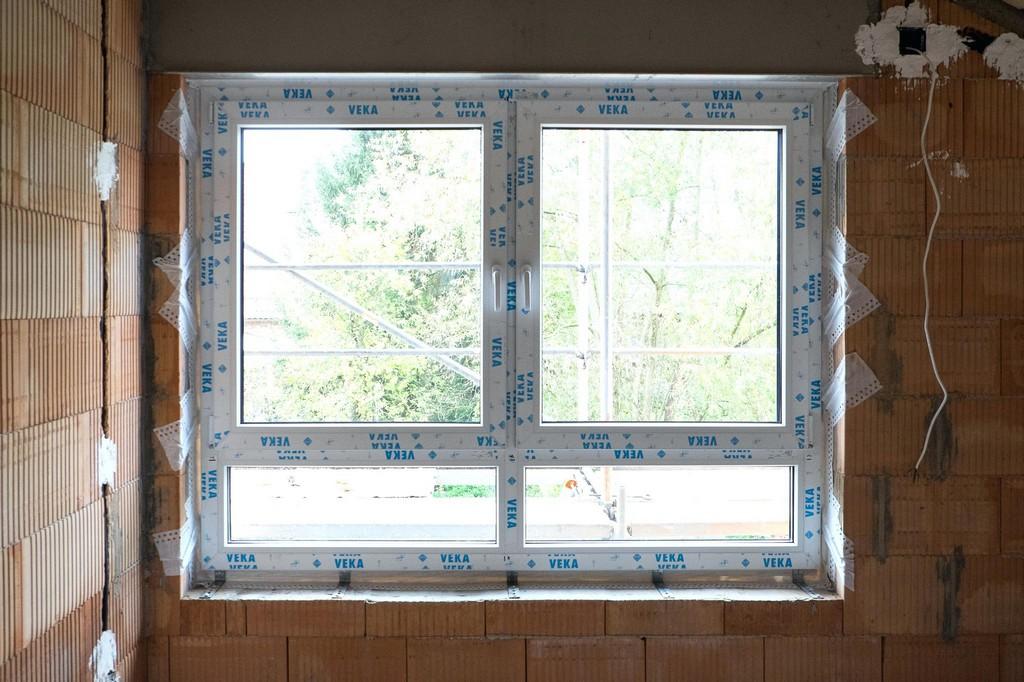 Veka Fenster Groaes In Kind Aus Polen Mit Einbau Bewertung Justieren pertaining to size 2048 X 1365