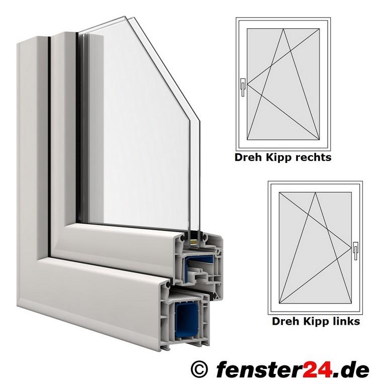 Veka Fenster In Wei Breite 700 Mm X Whlbare Hhe Dreh Kipp for size 1000 X 1000