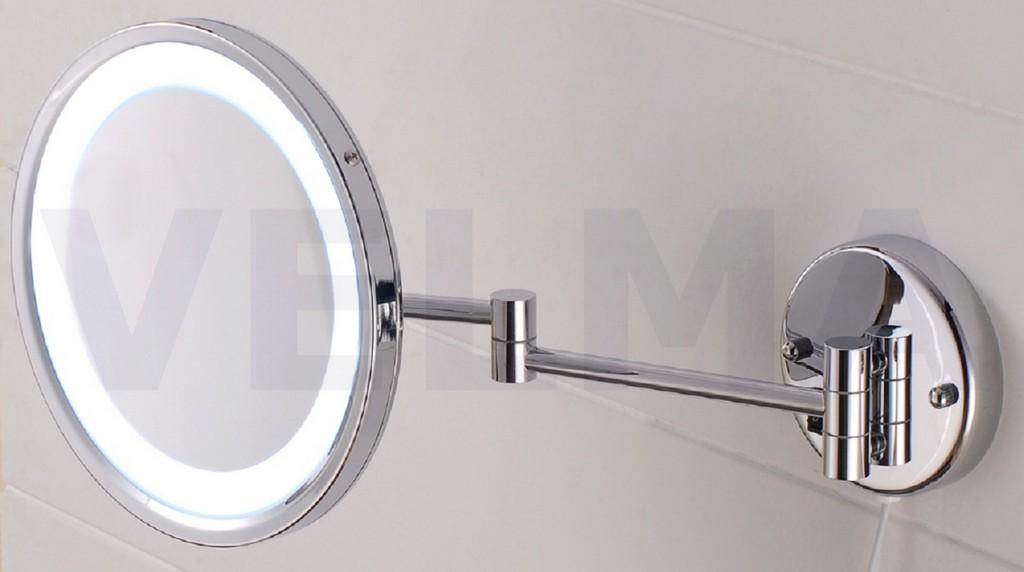 Velma Around Led110 5x Led Kosmetikspiegel Mit Beleuchtung Und pertaining to proportions 1250 X 698