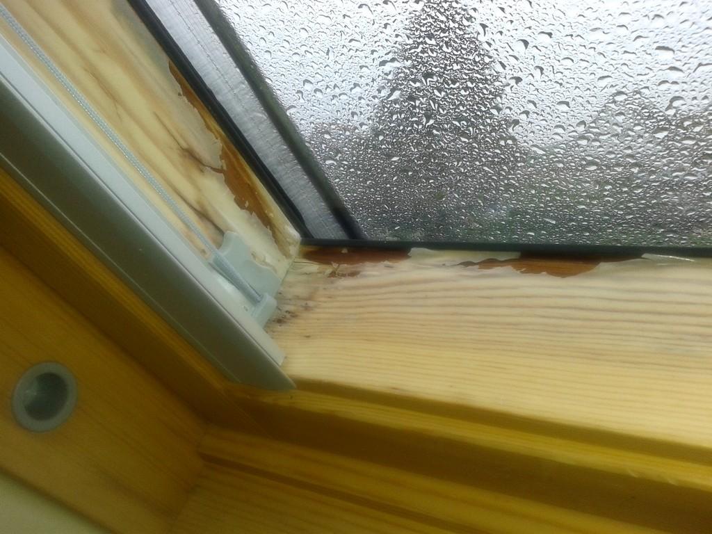 Velux Dachfenster Schutzlack Innen Selbstde Diy Forum with regard to proportions 2560 X 1920