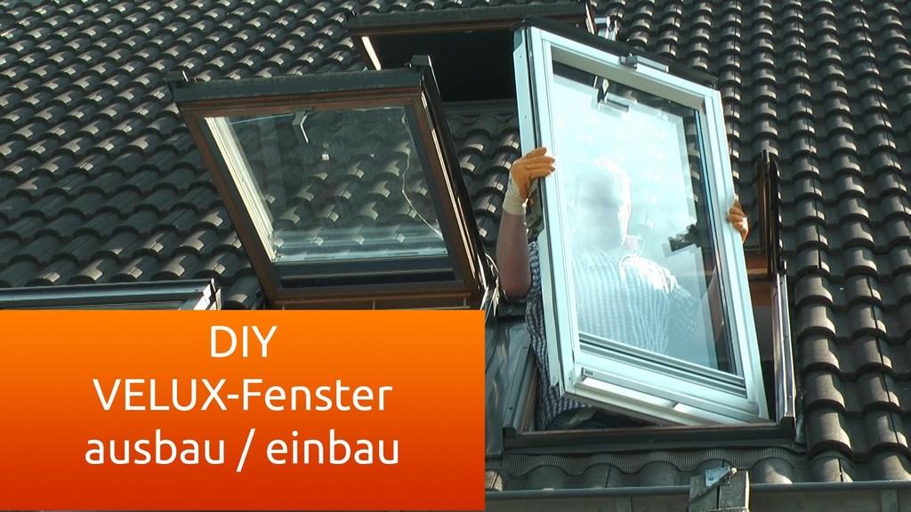 Velux Fenster Ausbau Und Einbau Anleitung Deutsch inside size 1920 X 1080