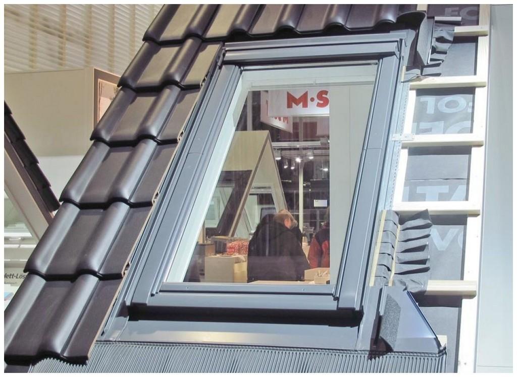 Velux Fenster Einbau 256849 Neue Dachfenster Generation Von Velux intended for sizing 1144 X 836