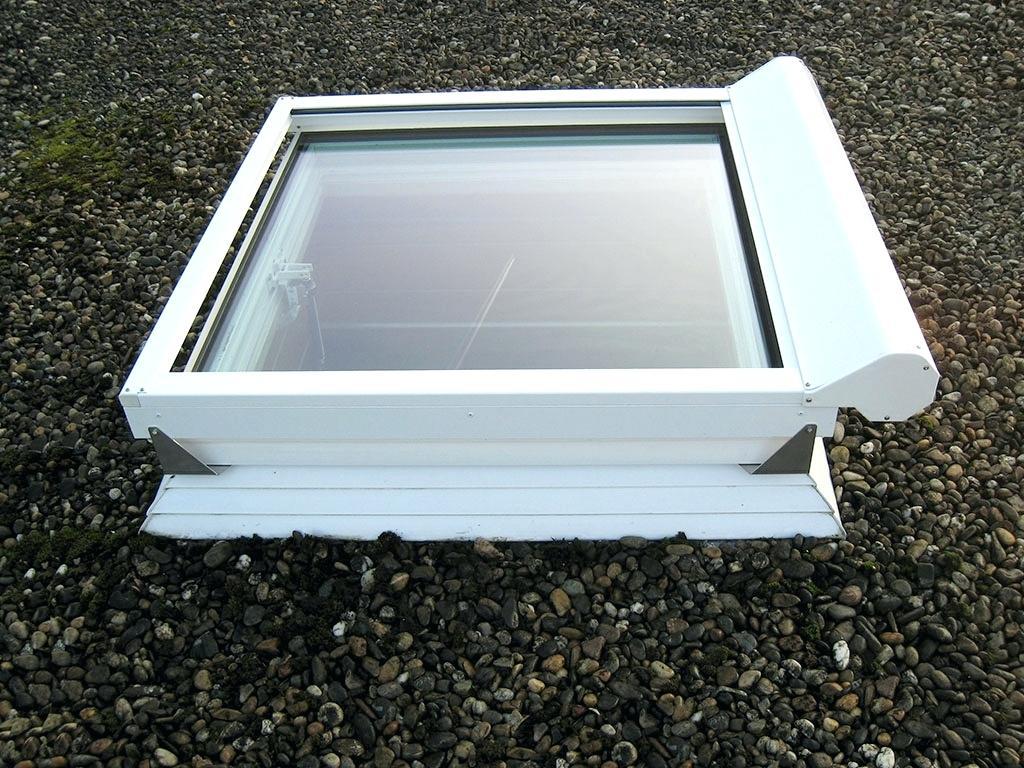 Velux Flachdach Fenster Flachdachfensterrollladen regarding proportions 1024 X 768