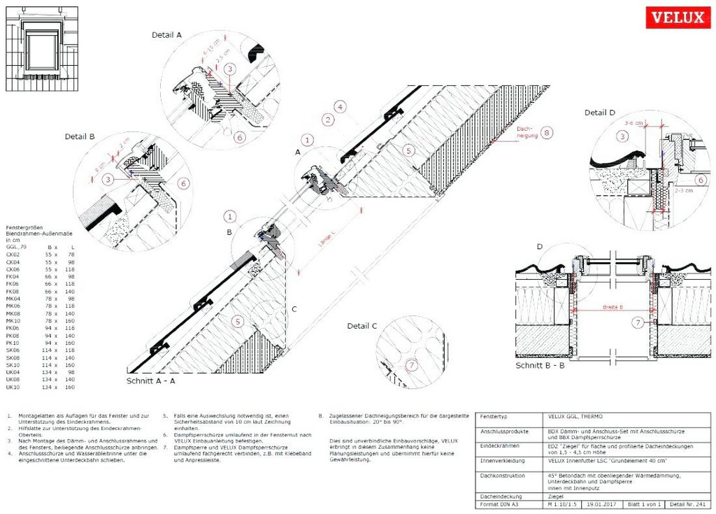 Velux Innenfutter Einbau Schulung In Gevelsberg Das Neue Fenster for size 1100 X 790
