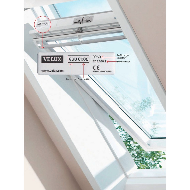 Velux Klapp Schwing Fenster Kunststoff 78 Cm X 118 Cm Gpu Mk06 0070 inside measurements 1500 X 1500