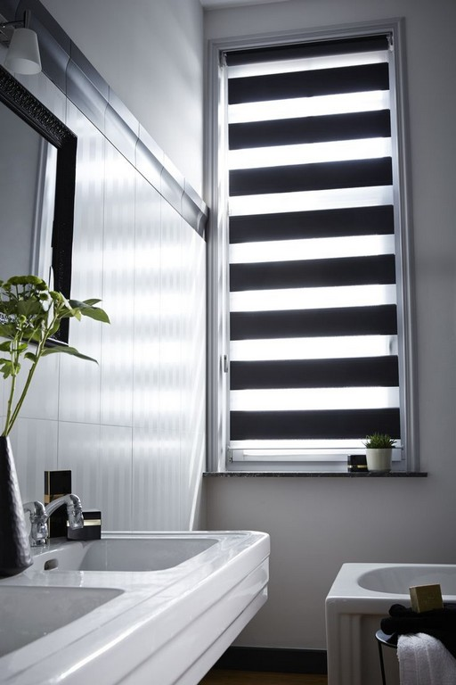 Verdunkelung Und Fensterdekoration Kreativ Verbinden 20 Ideen with size 736 X 1103
