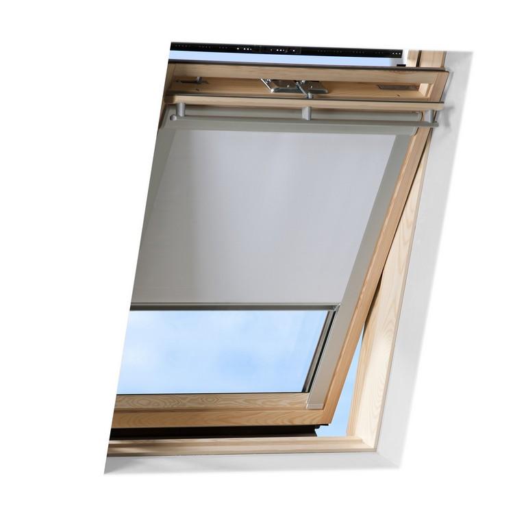Verdunkelungsrollo Passend Fr Velux Dachfenster Thermo Rollo Von in proportions 2000 X 2000