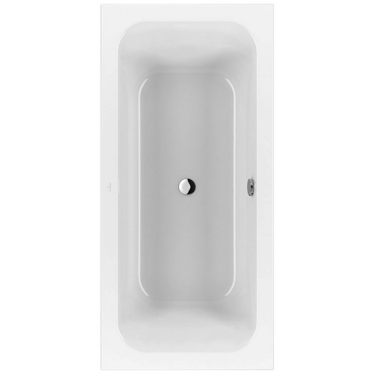 Villeroy Boch Loop Friends Square Duo Badewanne 190 X 90 Cm throughout size 1000 X 1000