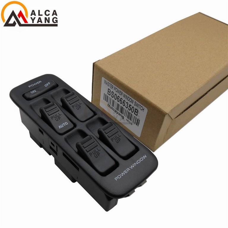 Vorne Links Fahrerseite Elektrische Control Master Schalter for size 1000 X 1000