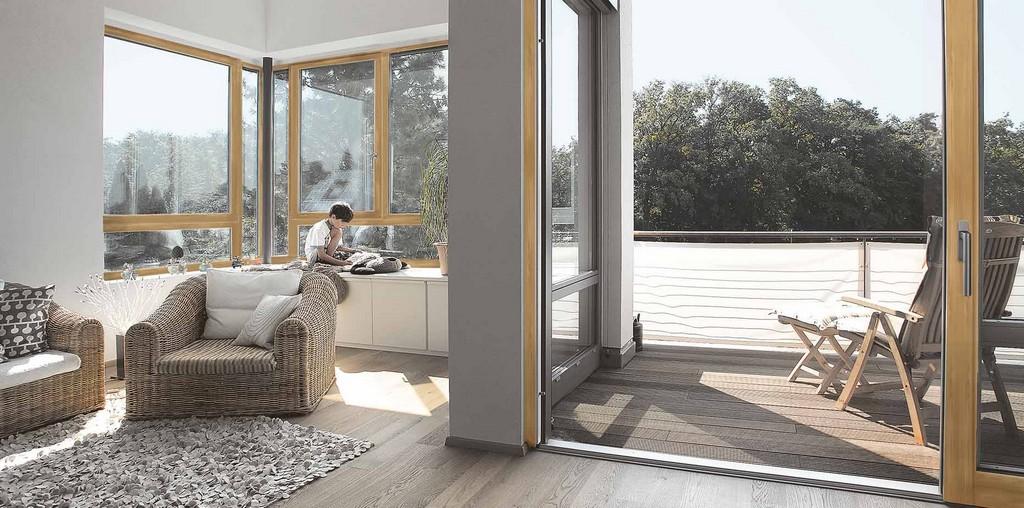 Vorteile Der Holz Aluminium Fenster Wohnen with regard to size 1864 X 924