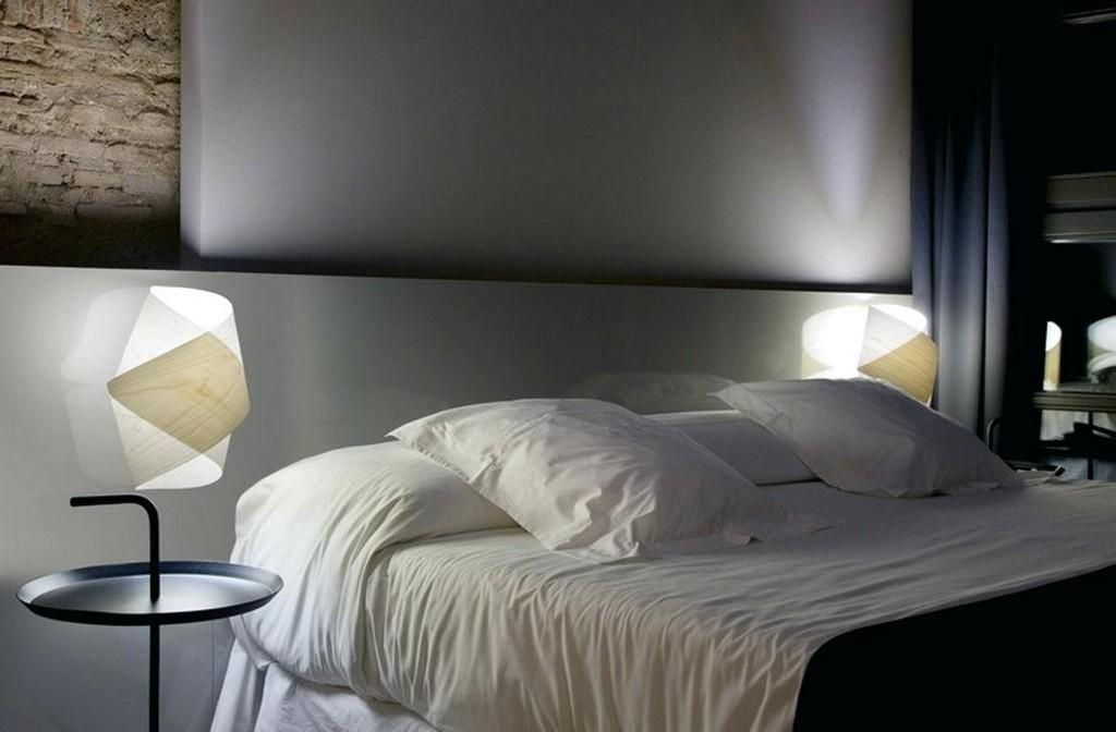 Wandleuchte Schlafzimmer Schaholz Modern Gestalten Led Dimmbar throughout proportions 1230 X 807