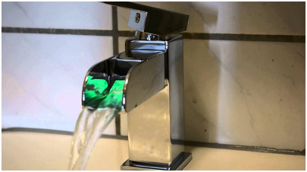 Waschtischarmatur Mit Led Beleuchtung 520488 Neuer Led Wasserhahn within proportions 1920 X 1080