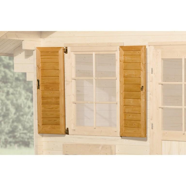 Weka Fensterladen Fr Fenster 84 Cm X 113 Cm Kaufen Bei Obi in size 1500 X 1500