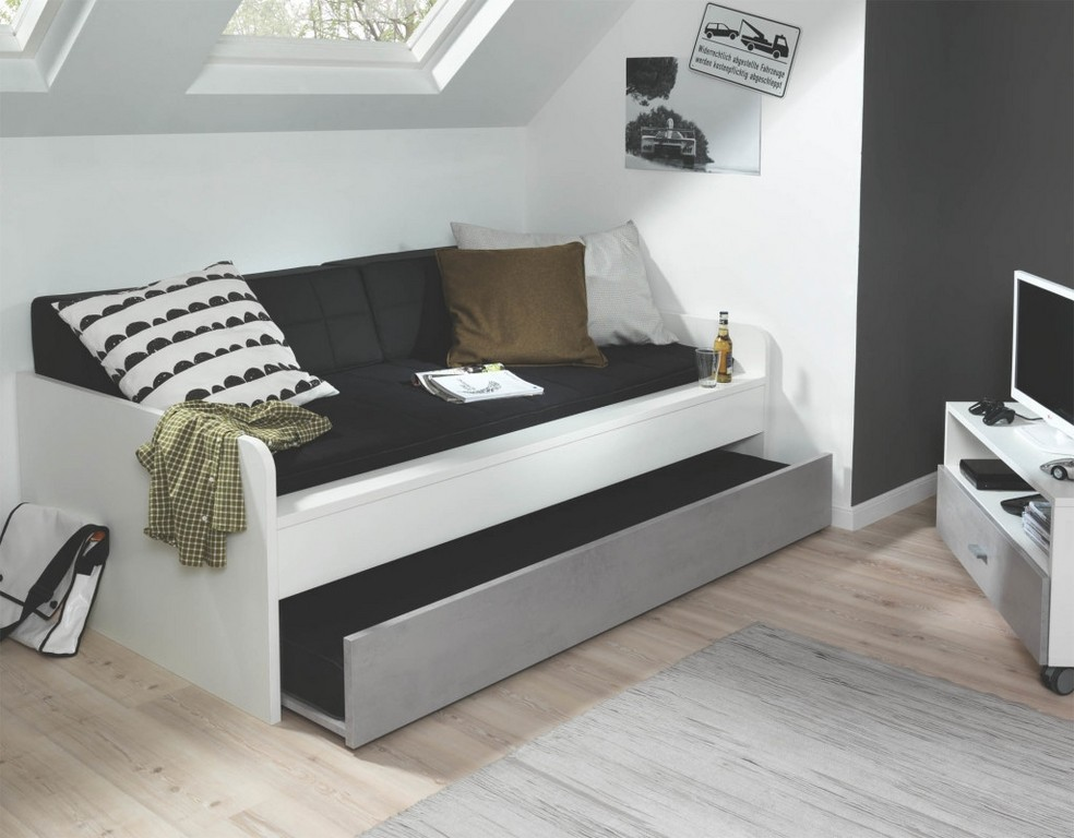 Wellembel Concrete Conroy Bett Duoliege Mit Gstebett 34050 in sizing 1024 X 799