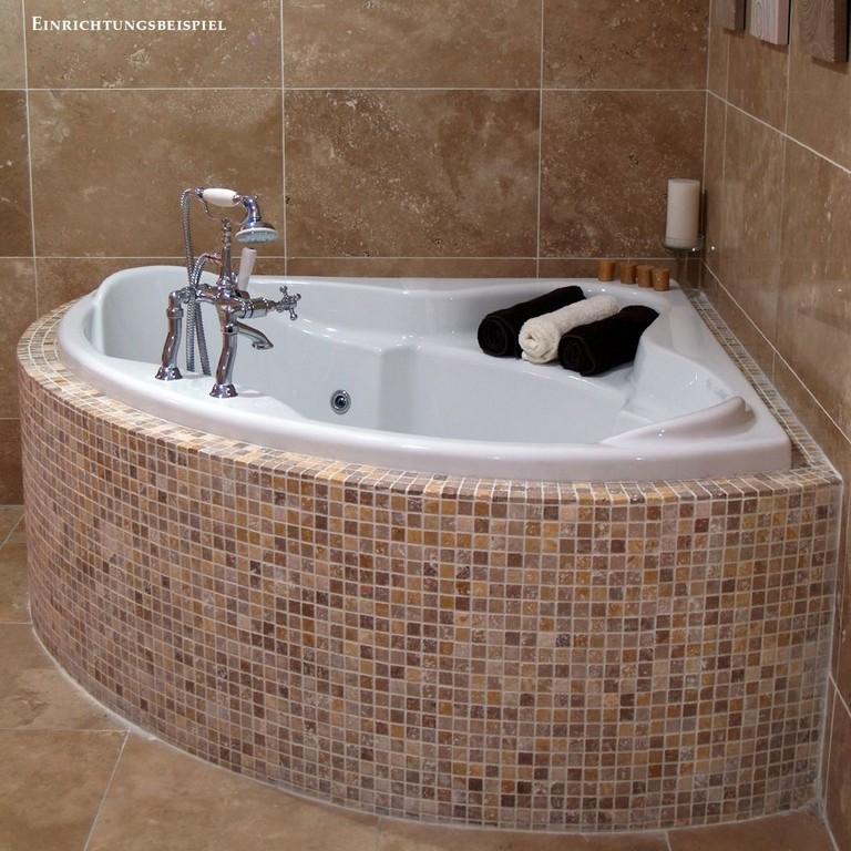 Whirlpool Badewanne 2 Personen 140x140 Vollausst 6 Jacuzzi Dsen with regard to size 1000 X 1000