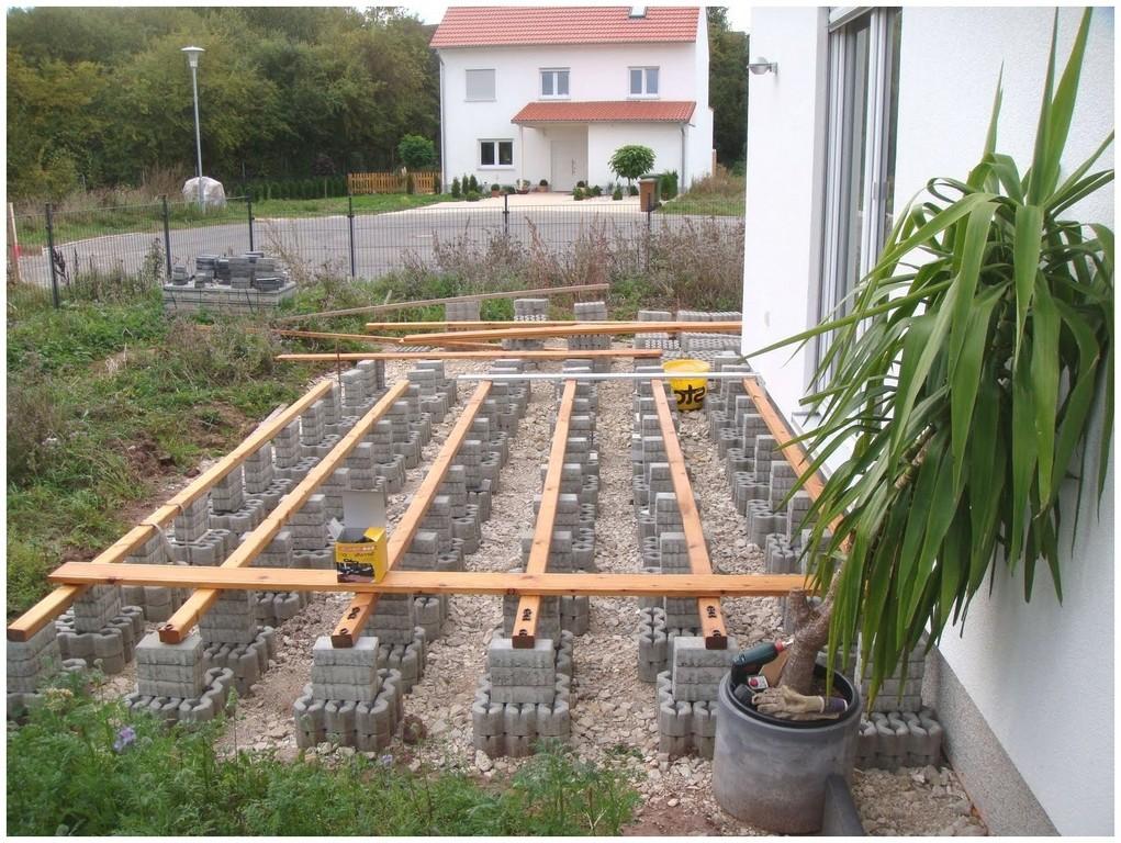 Wie Baue Ich Eine Terrasse 423393 Erstaunlich Terrasse Selber Bauen pertaining to proportions 1614 X 1214