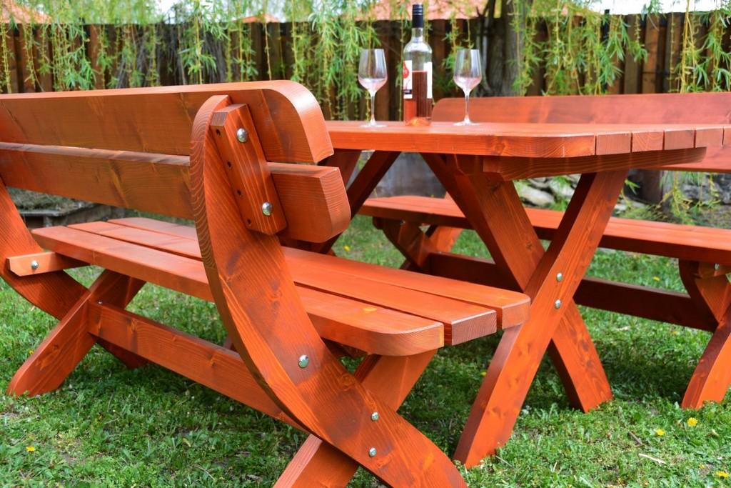 Wien Gartenmbel Garnitur Premium Holz within measurements 1200 X 800