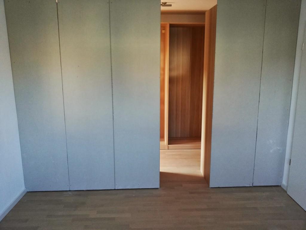 Wir Bauen Ein Zuhause Begehbarer Kleiderschrank with proportions 1600 X 1200