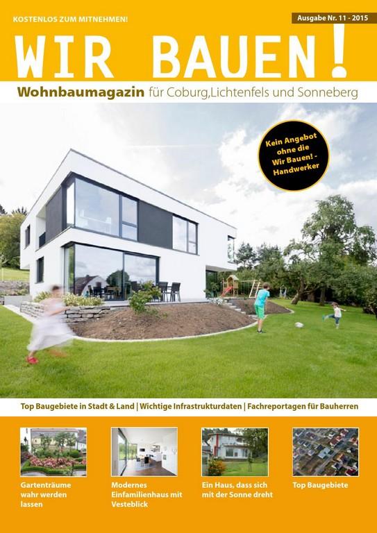 Wir Bauen Magazin Ausgabe Coburg Nr 11 Heiko Bayerlieb Issuu for dimensions 1058 X 1497