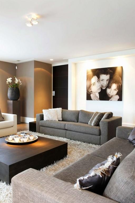 Wohnideen Wohnzimmer Grau Schn 1030 Besten Salas Living Rooms within sizing 736 X 1104