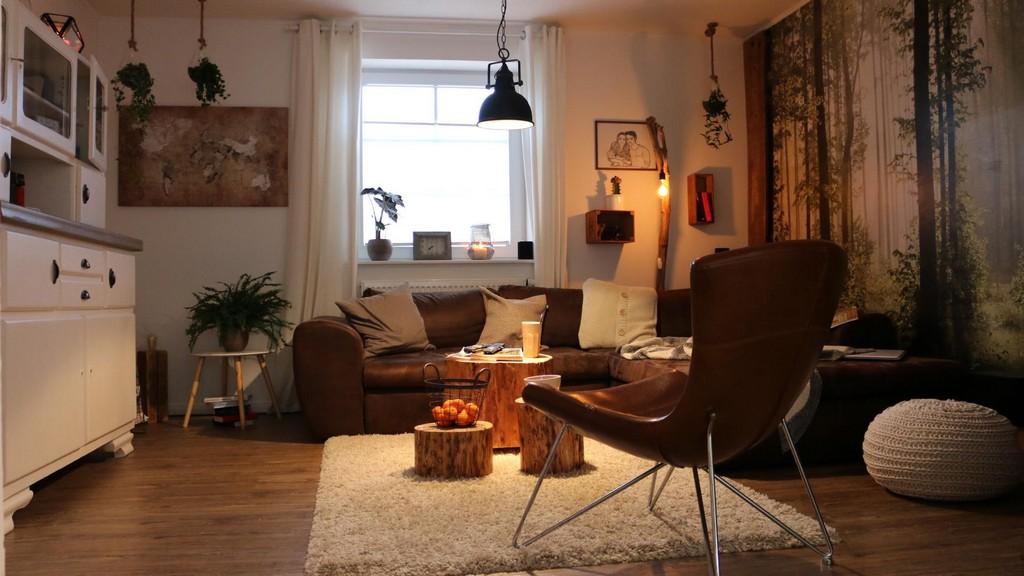 Wohnzimmer Einrichten Gestalten Room Makeover Diy Tipps 2017 regarding proportions 1920 X 1080