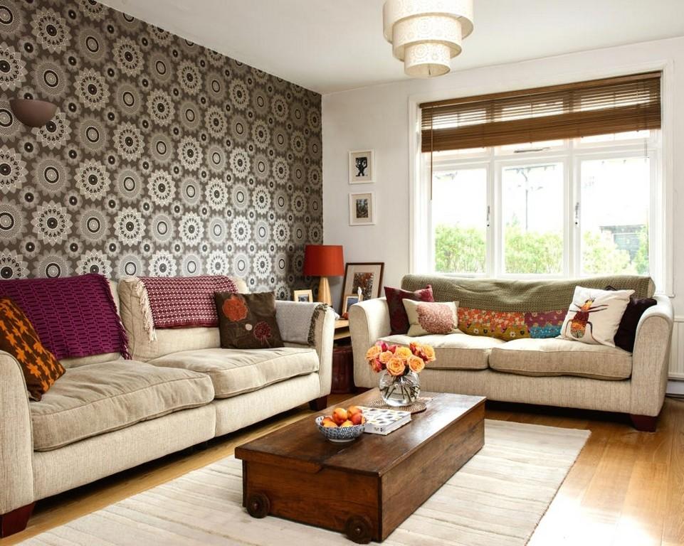 Wohnzimmer Gestalten Tapeten in proportions 1000 X 799