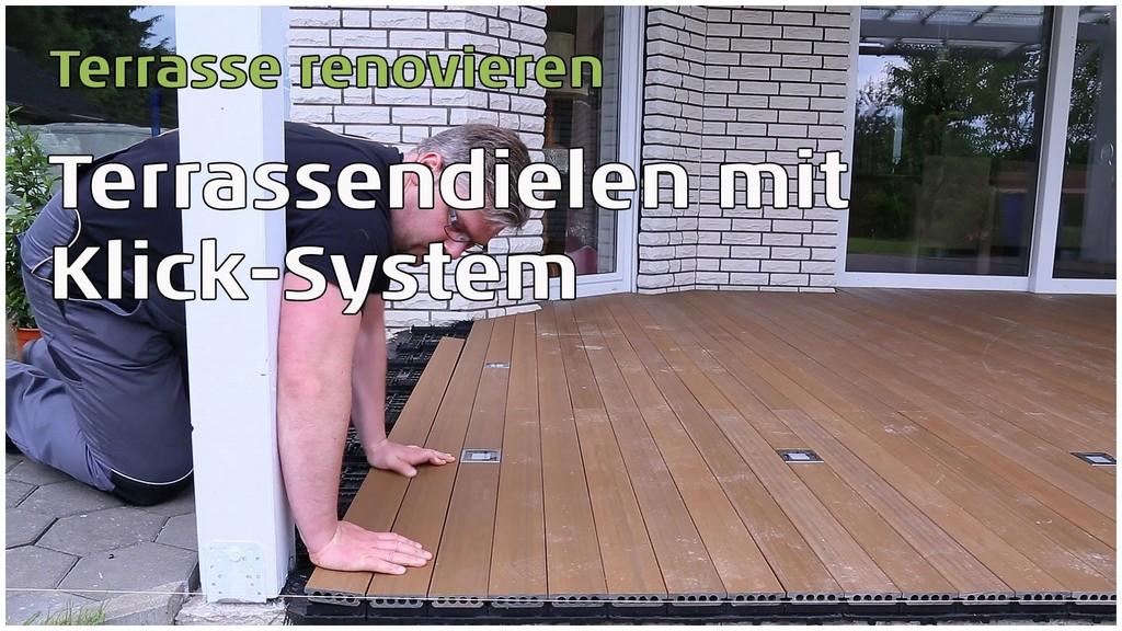 Wpc Fliesen Verlegen 13487 Wpc Terrassen Len Nur 5cm Aufbau Einfach with regard to dimensions 1920 X 1080