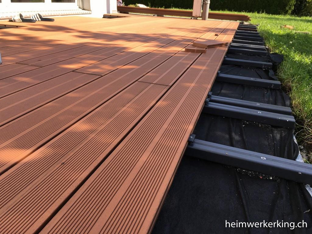 Wpc Terrasse Selber Verlegen Heimwerkerking with regard to proportions 1200 X 900