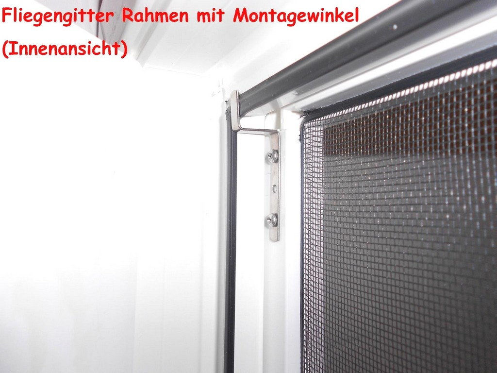 Wunderschne Ideen Alu Fliegengitter Fenster Und Geniale Alu regarding proportions 1486 X 1115