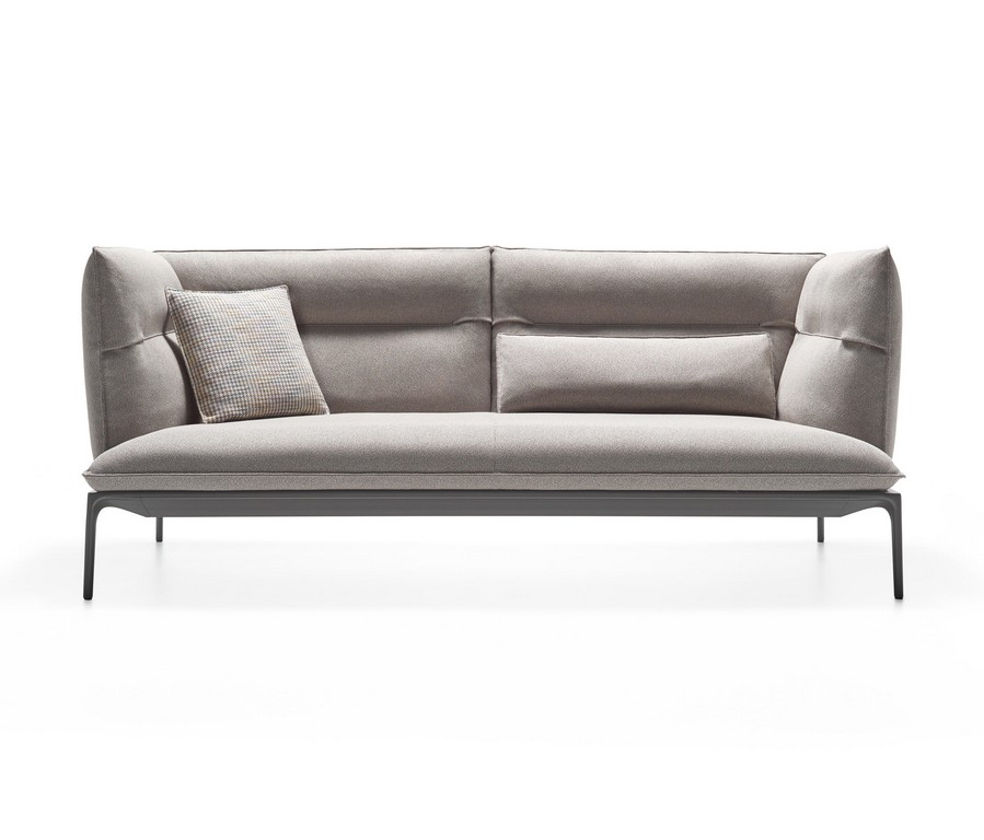 Yale X Sofa Sofas Von Mdf Italia Architonic with regard to proportions 3000 X 2564
