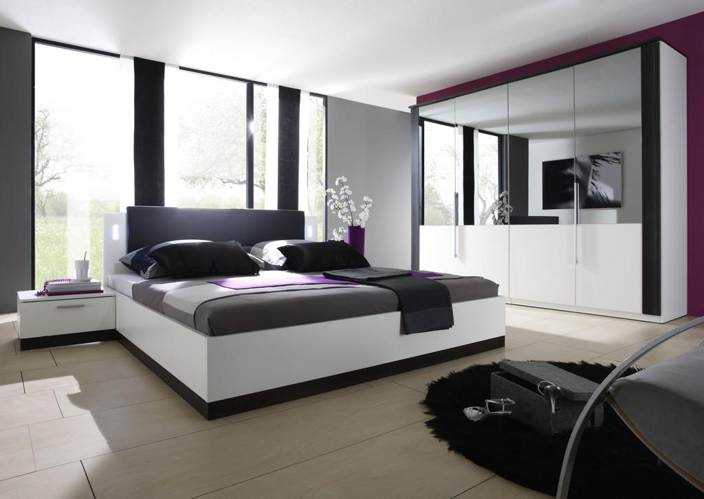 Zauberhaft Schlafzimmer Komplett Gnstig Hochglanz Ahnung Hohe in size 3508 X 2488