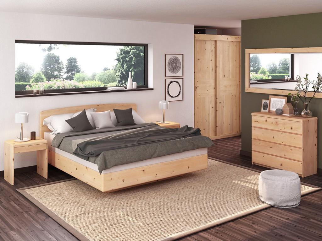 Zirbenschlafzimmer Schlafzimmer Zirbe regarding size 1200 X 900