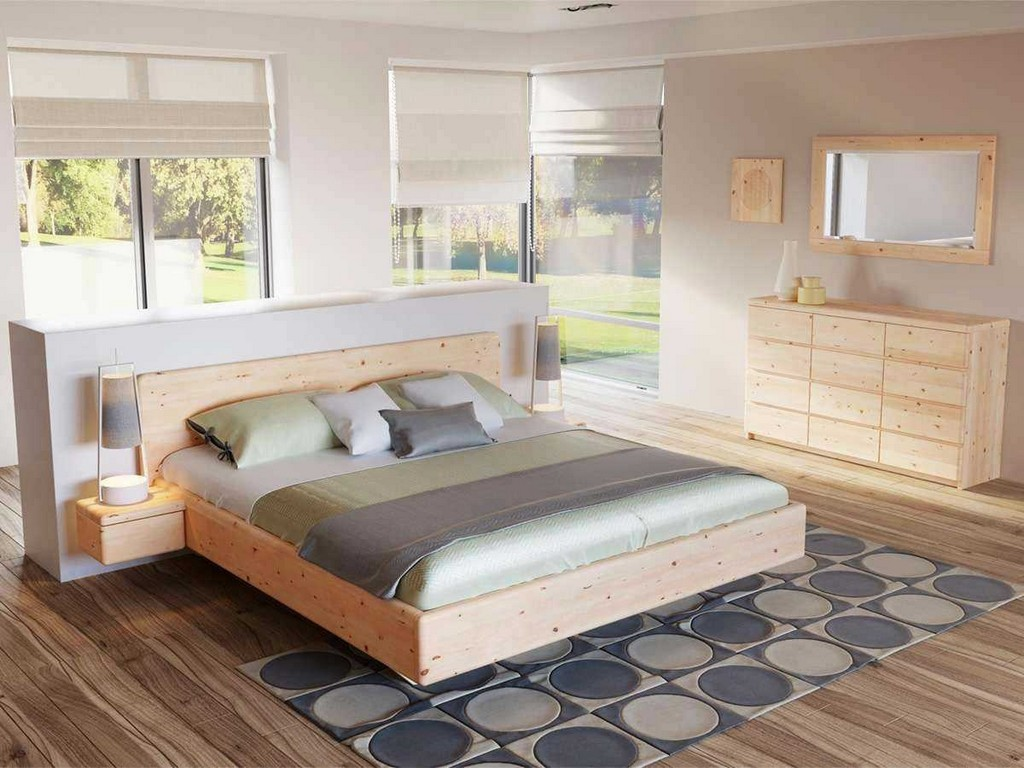 Zirbenschlafzimmer Schlafzimmer Zirbe with sizing 1200 X 900