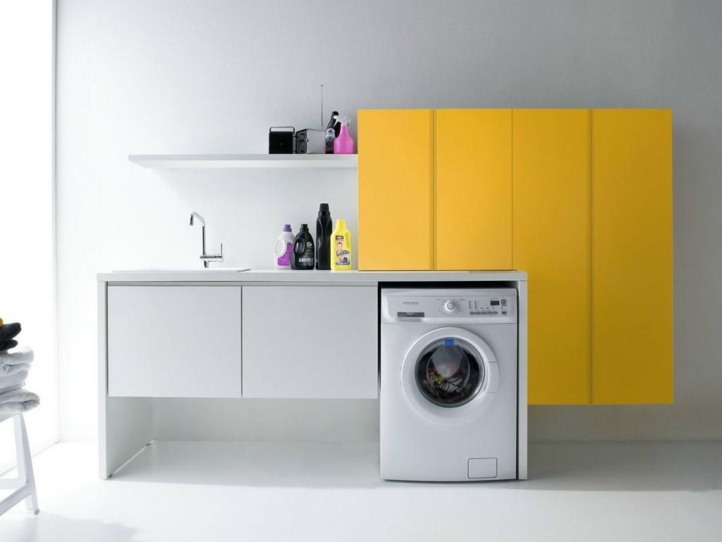 20 Moderne Waschkchen Praktische Gestaltungsideen Und Tipps inside dimensions 1500 X 1125