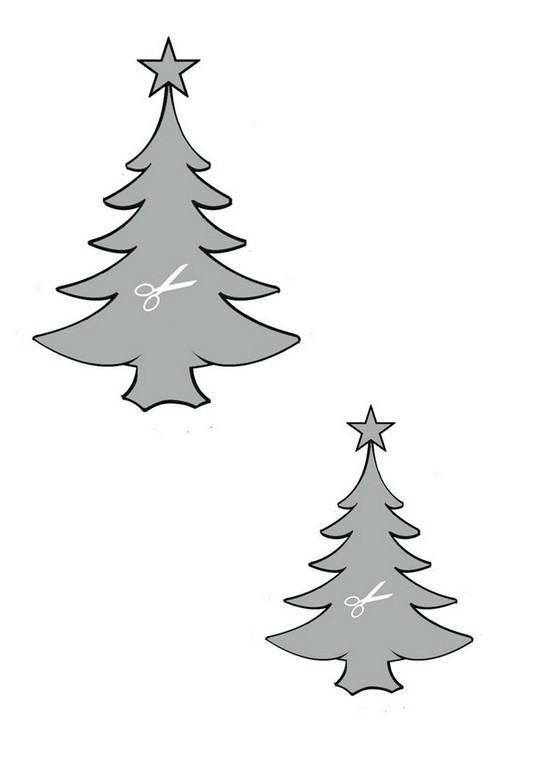 30 Bastelvorlagen Fr Weihnachten Zum Ausdrucken within sizing 750 X 1061