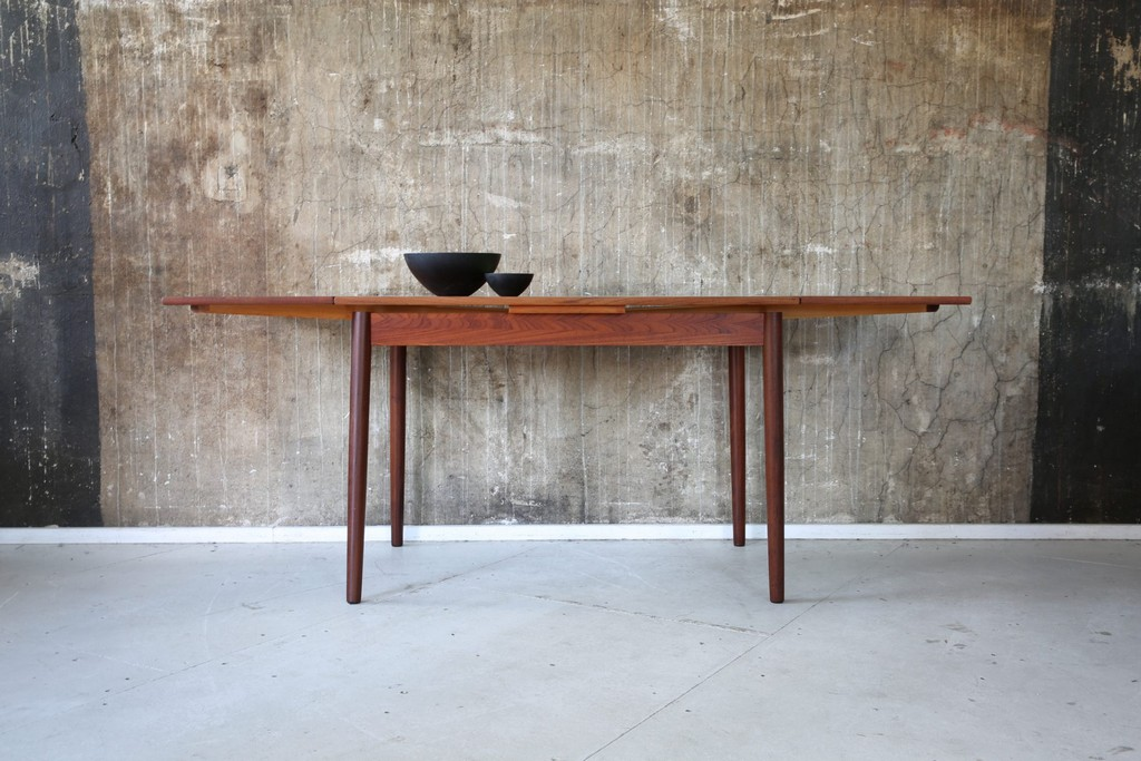 60er Teak Esstisch Stilraumberlin Dnische Design Mbel Berlin throughout proportions 1900 X 1267