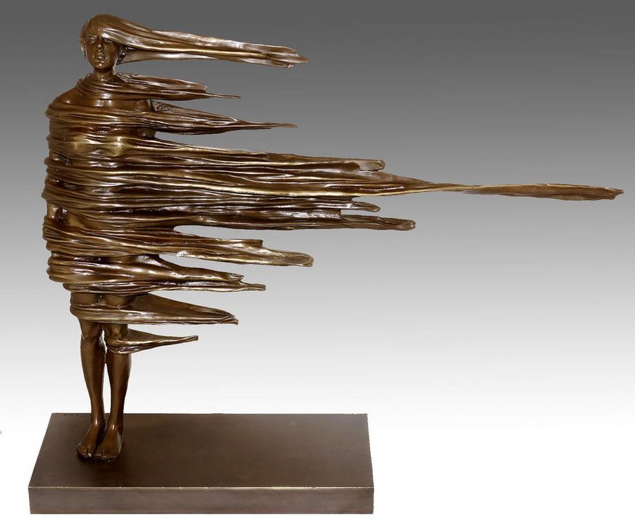 A145 1 Ada2 Dlfb Jpg Avec Moderne Skulpturen Metall Et A145 1 Ada2 inside proportions 1000 X 832