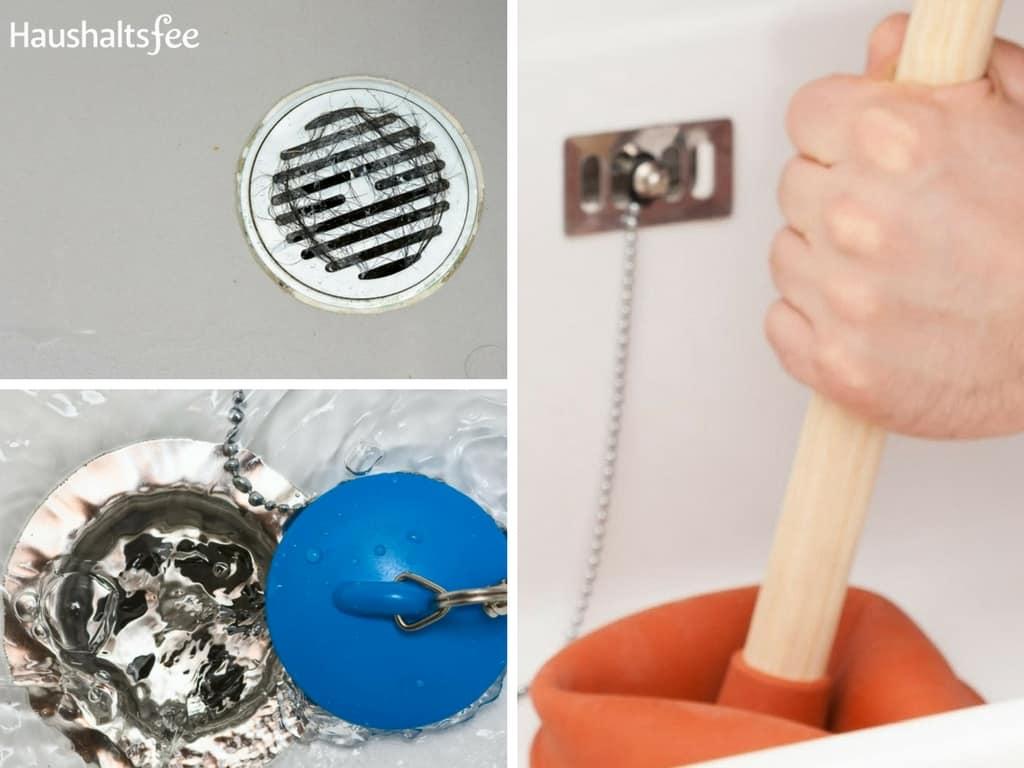 Abfluss Badewanne Reinigen Ganz Einfach Und Sauber Haushaltsfee inside sizing 1024 X 768