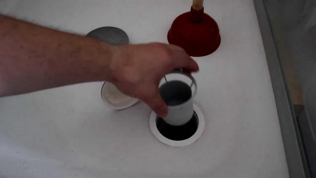 Abflussreinigung Teil 0205 Duschabfluss Wieder Zusammen Bauen throughout sizing 1280 X 720