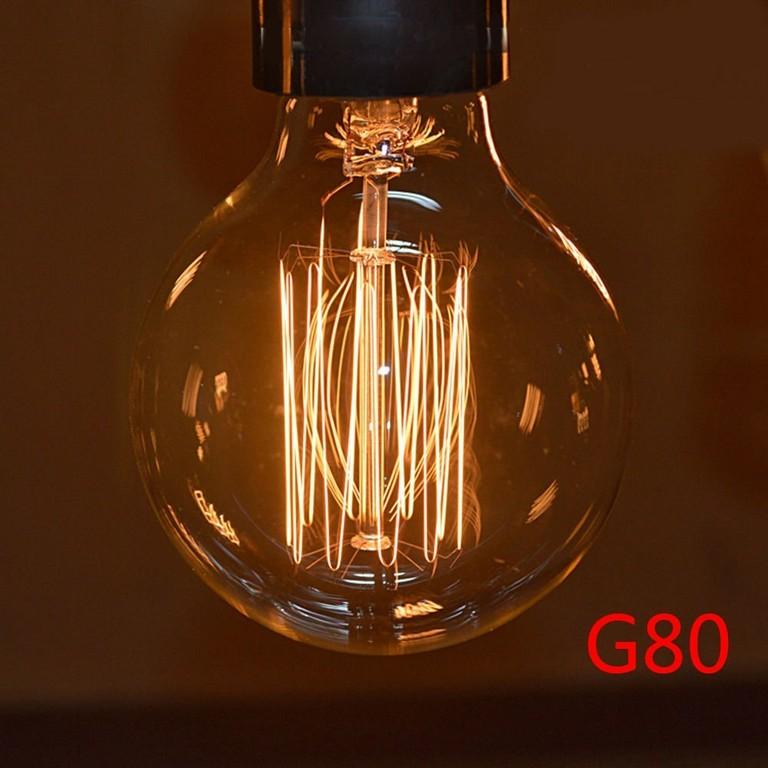 Antike Edison Glhbirnen 7 Vintage Glhlampen for size 1000 X 1000