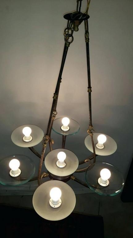 Art Deco Leuchten Previous Lamp Antiek Lampen Nachbau Kingswest inside dimensions 674 X 1200