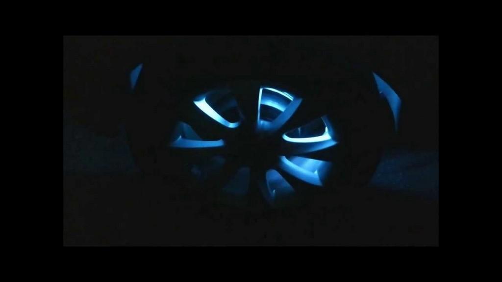 Auto Led Felgen Beleuchtung Rgb Rot Grn Blau Licht An Der Alufelge for sizing 1280 X 720