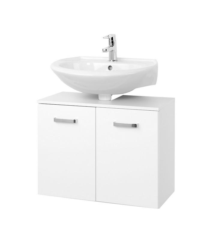 Bad Waschbeckenunterschrank Bologna 2 Trig 70 Cm Breit inside proportions 1334 X 1500