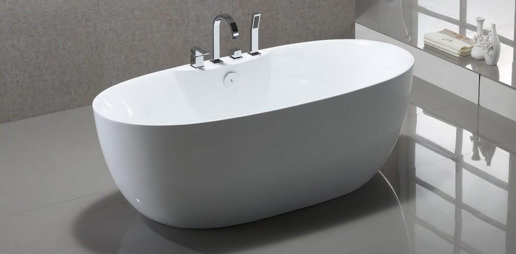 Badezimmer 20 Bilder Freistehende Badewanne Mit Integrierter Von inside proportions 1700 X 836