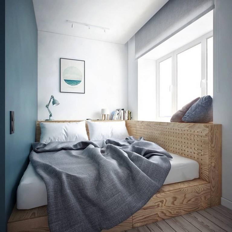 Bed Podium Fr Ein Kleines Foto Schlafzimmer 5 Seiten Unerwartete for proportions 1200 X 1200