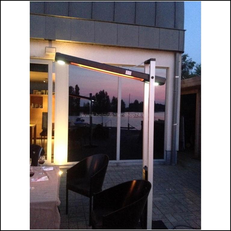 Beeindruckende Ideen Elektrischer Heizstrahler Terrasse Und within measurements 1314 X 1314