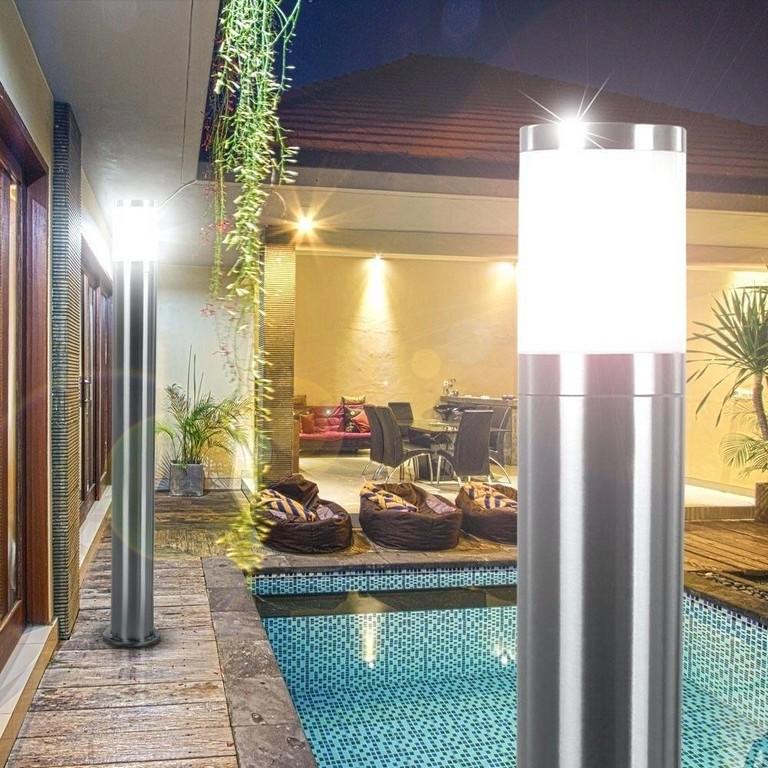 Beleuchtung Balkon Atemberaubend Terrassen Led Trend Ideen with regard to measurements 1000 X 1000