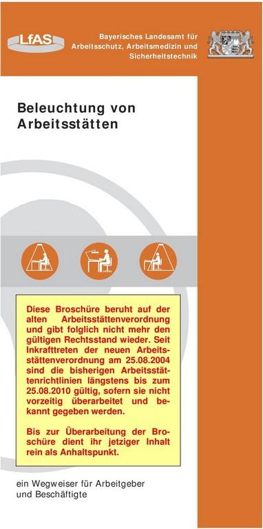 Beleuchtung Von Arbeitssttten Pdf with dimensions 960 X 1931