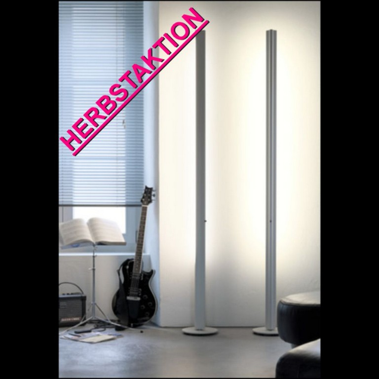 Belux Ypsilon Stehlampe Dimmbar Weiss with regard to measurements 1000 X 1000
