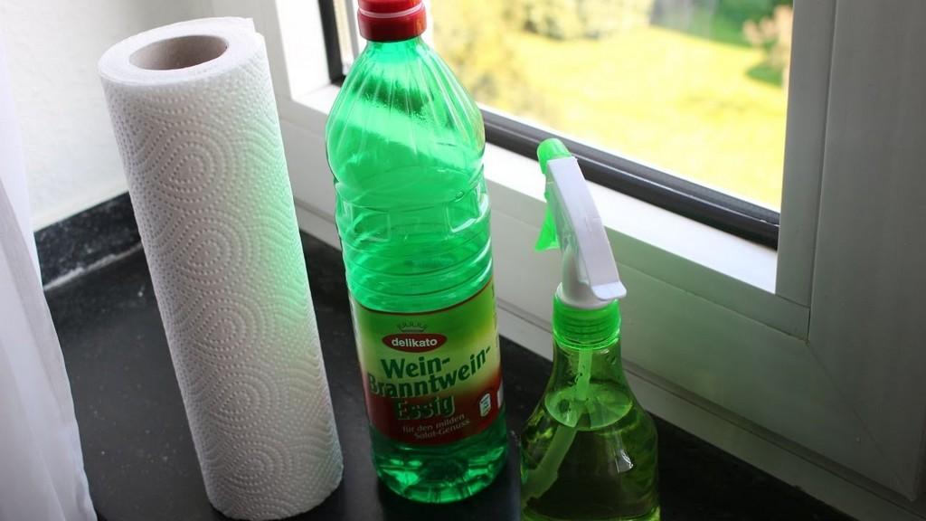 Bestes Mittel Zum Fenster Putzen Essig Best Means For Window for proportions 1280 X 720